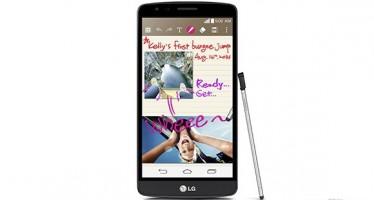 Новый смартфон от LG G3 Stylus будет доступен с 1 сентября