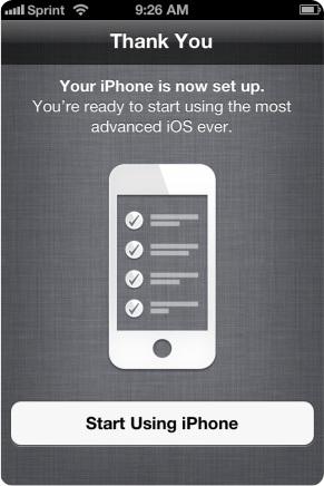 Как активировать айфон 4s
