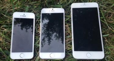 iPhone 6 с Super Retina дисплеем 1242 x 2208 пикселей и 461ppi