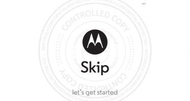 Не теряйте свой телефон с Motorola Skip 2.0