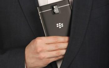 BlackBerry Passport будет обладать функцией съемки 4K видео