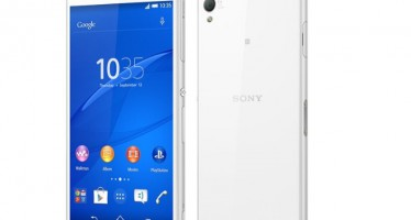 Старт продаж Sony Xperia Z3 намечен на 19 сентября