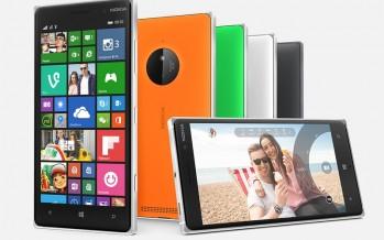 Обновленная камера Lumia с технологией Rich Capture