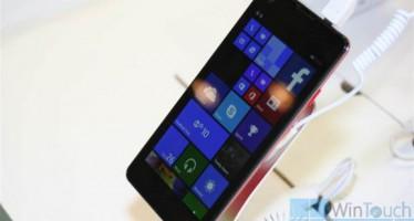 Бюджетный смартфон Polaroid WinPro 5 на Windows Phone