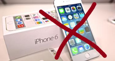iPhone 6 — неоправданные ожидания.