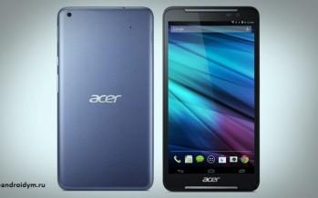 Планшет с функциями телефона Acer Iconia Talk S.