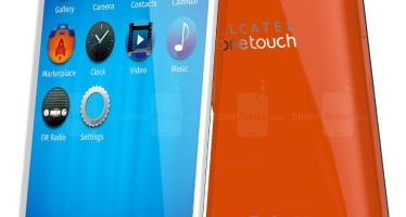 Alcatel One Touch Fire E на базе Firefox OS уже в России!