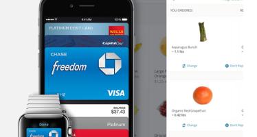 Apple Pay: запуск платежной системы от Apple
