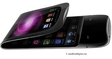 Samsung начнёт массовый выпуск гибких экранов для смартфонов.