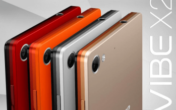 Слоёный смартфон Lenovo Vibe X2.