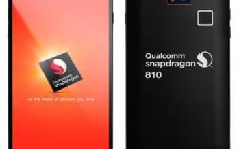 Стартовал приём предзаказов на планшеты с чипом Snapdragon 810.