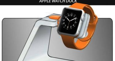 Bandstand — полезный аксессуар для Apple Watch