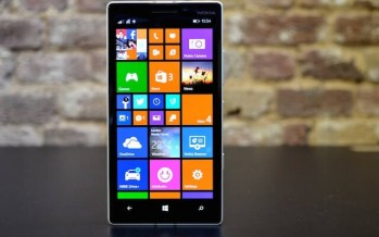 Microsoft представила «золотые» версии Lumia 830/930