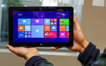Venue 11 Pro 7000 — самый продвинутый планшет от Dell