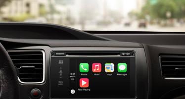 Apple CarPlay: теперь и с автомобильной системой Parrot