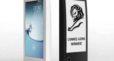 Смартфон с двумя экранами — Yota Phone