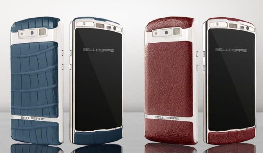 люксовый смартфон Bellperre Touch