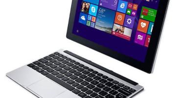 Acer One: Windows-планшет с клавиатурой