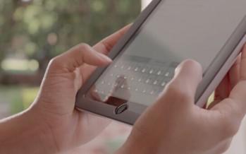 Появился чехол для iPad, создающий тактильные кнопки для клавиатуры