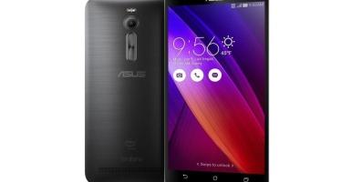 ASUS готовит новый флагман — Zenfone 2