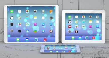 12-дюймовый iPad Pro обзаведется четырьмя динамиками
