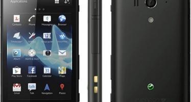 Небольшой обзор Sony Xperia acro S