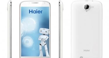 В России появился новый бюджетный смартфон от индийской HaierW858