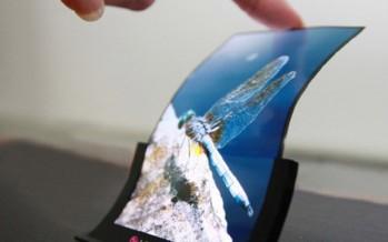 LG выпустила гнущийся смартфон.