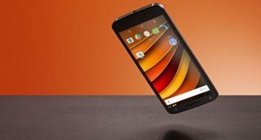 Motorola Moto X Force имеет самый прочный экран среди смартфонов