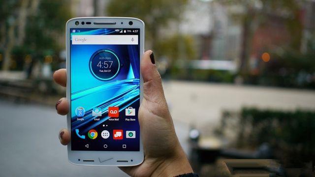 Обзор Motorola Droid Turbo 2: небьющийся смартфон