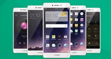 OPPO R7s: смартфон среднего класса с 4 ГБ оперативной памяти