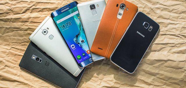 Лучший смартфон для подарка на Новый Год