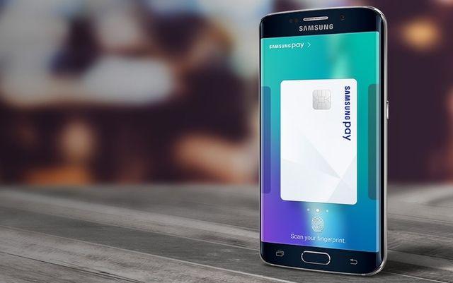 Бюджетные смартфоны Samsung будут иметь сканер отпечатков пальцев и Samsung Pay