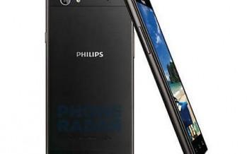 Philips представила два смартфона с безопасными для глаз экранами