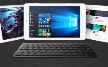 Cube iWork 8 Ultimate: планшет на Windows 10 всего за $84.99