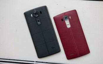LG G5 будет иметь два экрана, Snapdragon 820 и Magic Slot
