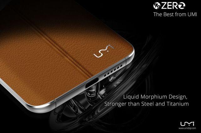 Umi Zero 2: процессор Helio X20, 4Гб оперативной памяти и двойная камера