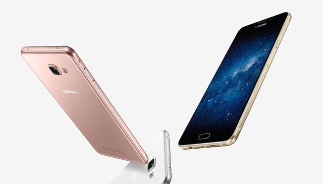 Samsung разрабатывает Galaxy A9 Pro для Китая