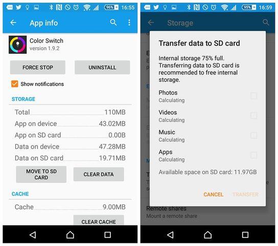 Как выжить с Android смартфоном на 16 Гб встроенной памяти