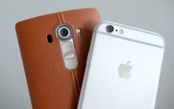 5 причин, почему LG G5 будет лучше, чем iPhone 6s