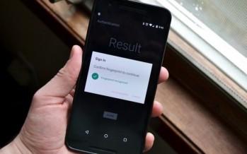 DroidID позволяет разблокировать компьютер с помощью датчика отпечатков пальцев на смартфоне