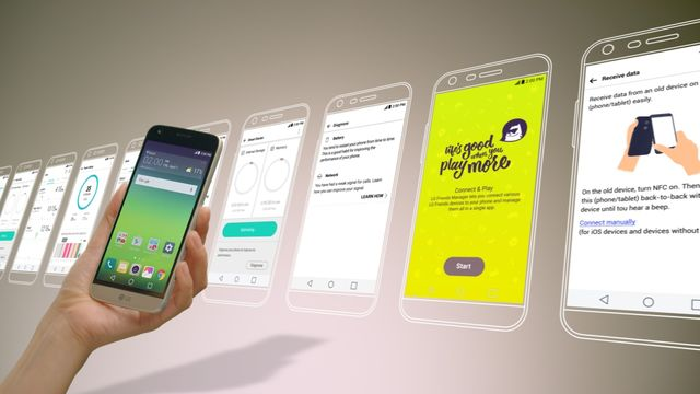 LG показала особенности нового интерфейса LG UX 5.0 в видео
