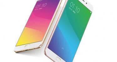 OPPO R9 и R9 Plus: два новых стильных смартфона с потрясающими селфи камерами