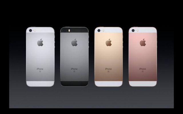 Сравнение iPhone SE и iPhone 5S - 5 различий и 5 сходств