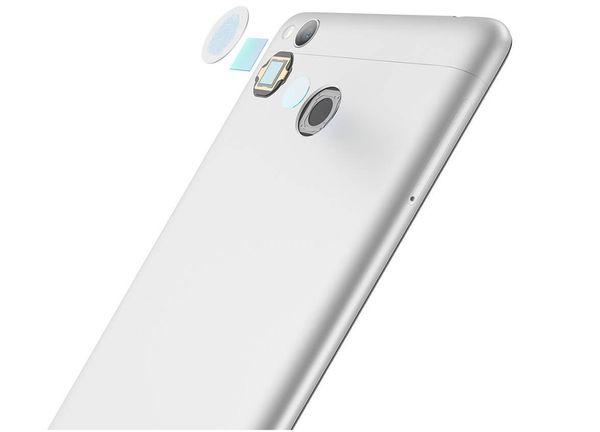 Официально: Xiaomi выпустил Redmi 3 Pro со сканером отпечатков пальцев