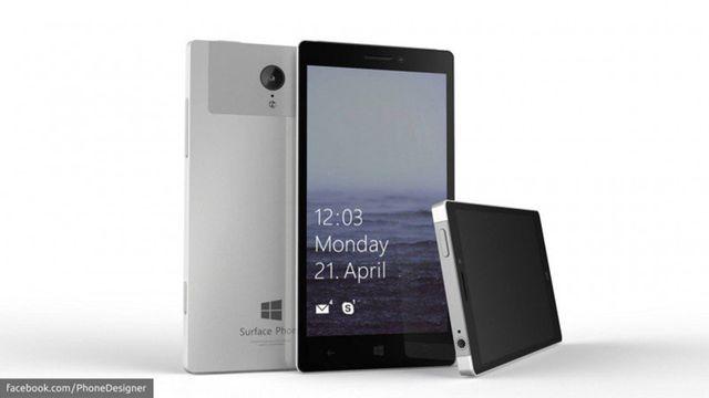 Microsoft Surface Phone: дата выпуска, цена, характеристики