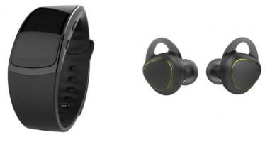 Фитнес-трекер Samsung Gear Fit 2 и беспроводные наушники Wireless Gear IconX были опубликованы на сайте компании