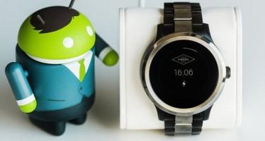 Google разрабатывает две модели умных часов Nexus