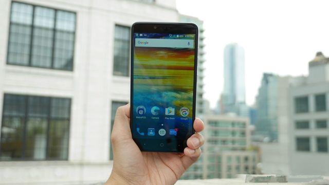 Обзор ZTE ZMAX Pro: интересный смартфон за 100$