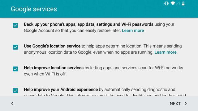 Как настроить смартфон с Android пошаговая инструкция